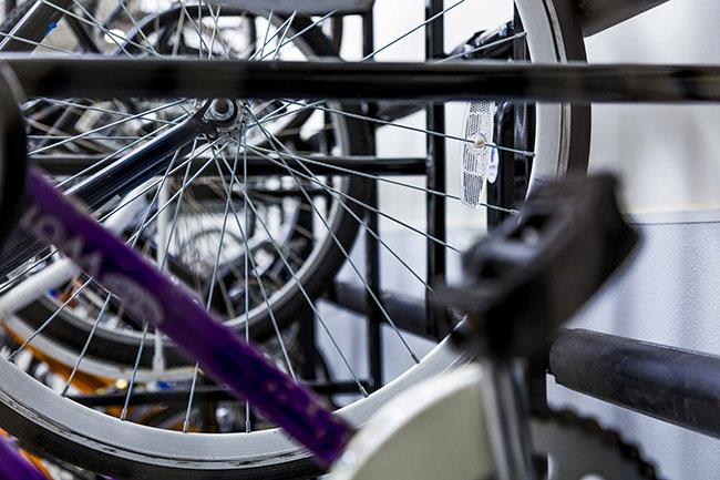 Since its inception in 2007, NYU's office of Sustainability has worked hard towards making NYU a greener school, and one of the many projects put in place is the Bikeshare program, which over 5,000 members of the NYU community participate in.