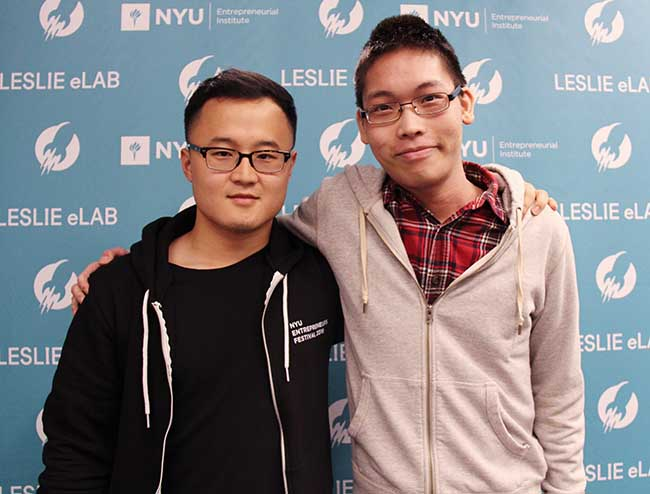 CEO Seung Shin and Senior R&D Researcher Seung Anthony Lam started Ephemeral to provide tattoos without the commitment.