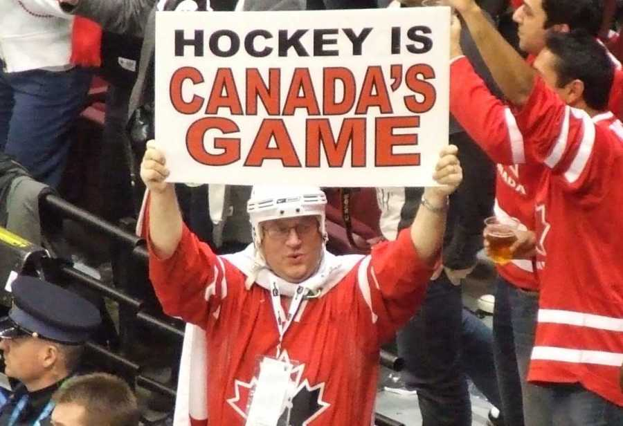 This is the first time since 1970 that no team from Canada will compete in the Stanley Cup.