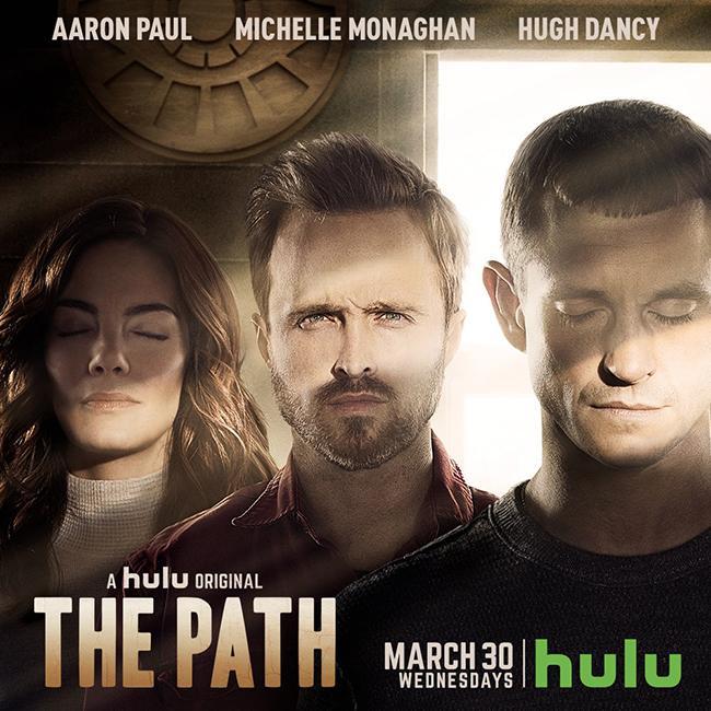 """The Path"" is a new Hulu series created by NYU Dramatic Writing alum Jessica Goldberg and airs on Wednesdays."