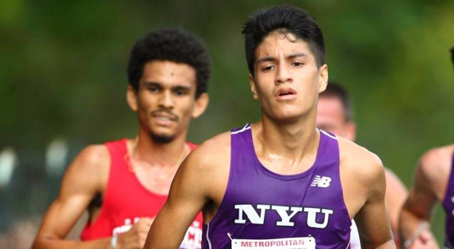 The Violets' Cross Country team took to Poughkeepsie to participate in Vassar College's Ron Stonitsch Invitational this weekend.