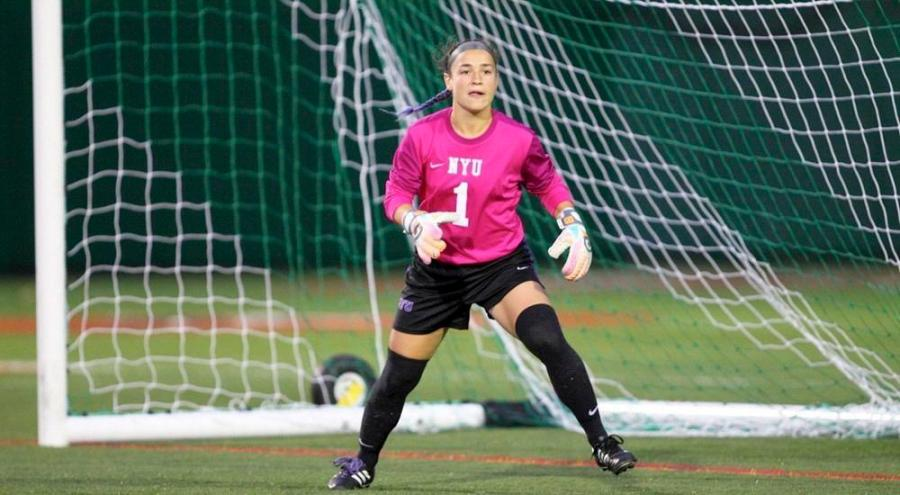 Women's soccer dominated the field this past weekend in a game against Trinity College, yet couldn't bring home the win.  The score remained 0-0.