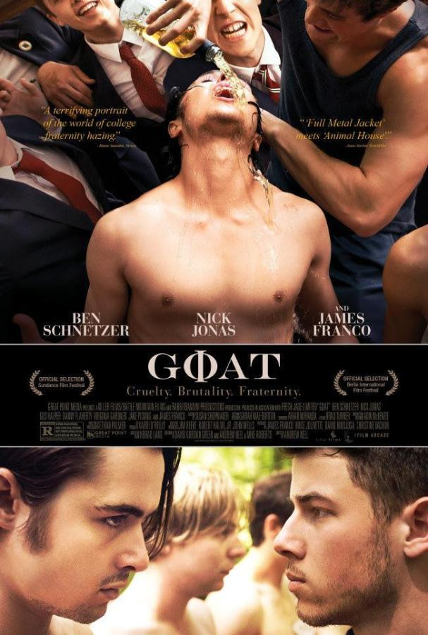 """Director Andrew Neel's """"Goat"""" features two brothers and their experiences in a fraternity during"""