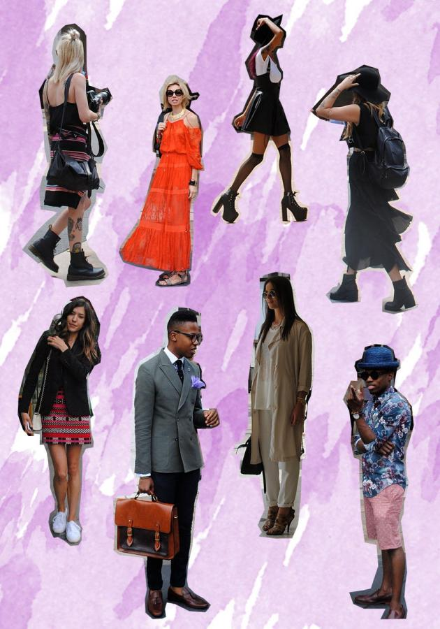 Street Style: A Saturated Market
