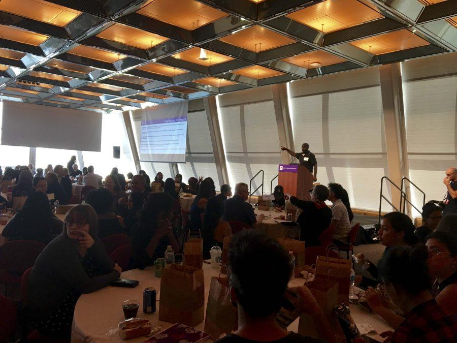 Since its inception, the NYU Diversity and Inclusion Task Force has hosted many events, such as the diversity talk during the Presidential inauguration.