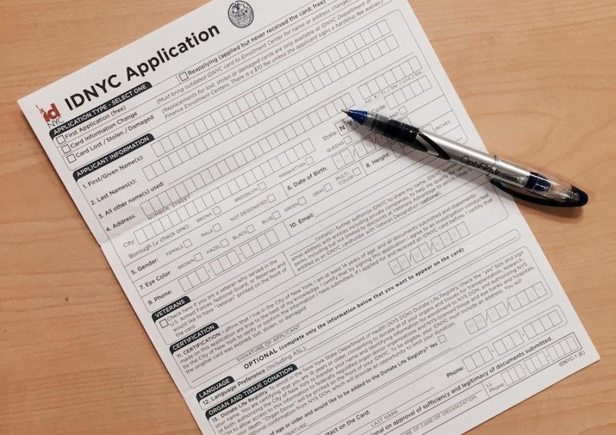 A government-issued identification card, IDNYC grants New York City residents access to public libraries, schools, and city services.