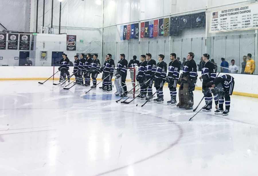 The NYU Hockey team has enjoyed smooth sailing so far this season.