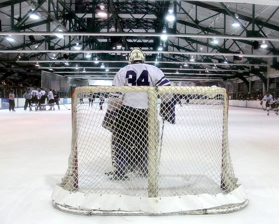 The NYU Hockey Team defended its home ground with a strong 12-2 victory over the weekend.