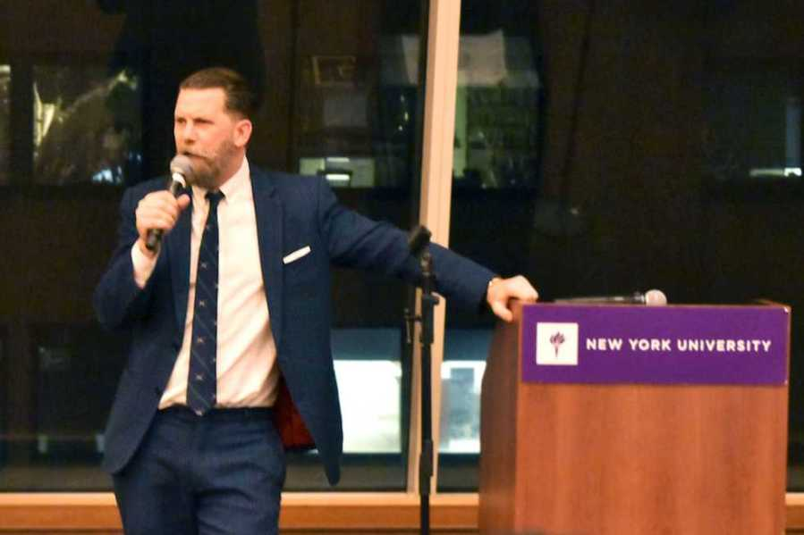 The presence of Gavin McInnes, alt-right co-founder of VICE, incited a riot on campus last Thursday that resulted in 11 arrests.  Various political groups on campus reacted to the protest in different ways.