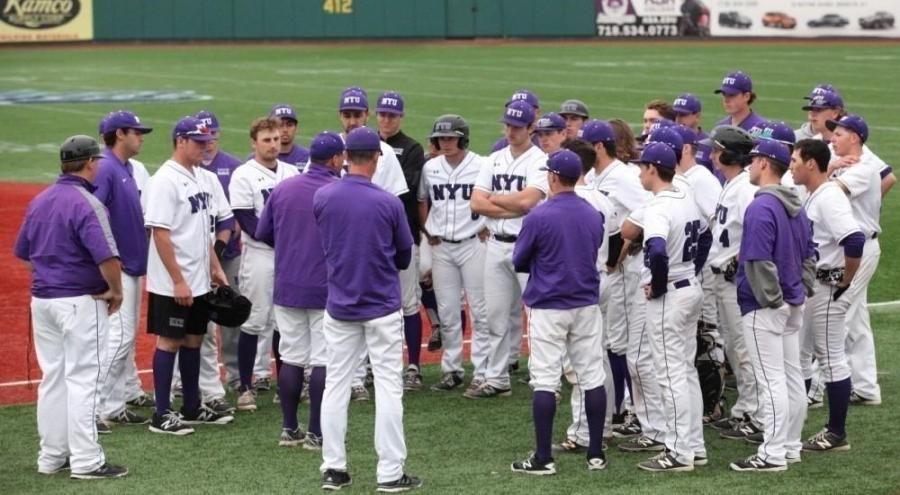 The baseball team hopes to improve last year's record of 23-22 and to win the UAA.  Their first game of the season is on Wednesday, March 1 at 12 p.m. at MCU Park.