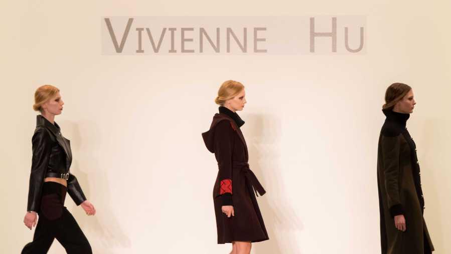 Vivienne Hu F/W 2017