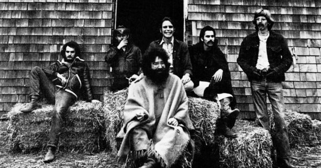 On this week's playlist, Grateful Dead is the center of attention.
