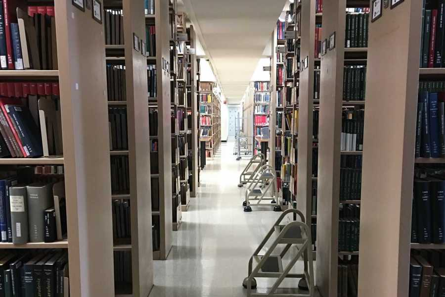 Despite the fact NYU's Elmer Holmes Bobst Library houses over four million volumes in its twelve stories, many students report that they rarely check books out, let alone utilizing the other resources offered.