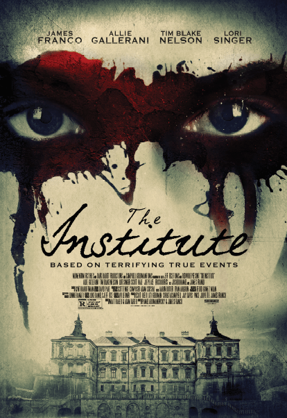 """The bizarre thriller, """"The Institute,"""" directed by James Franco and Pamela Romanowsky, opened on March 3."""