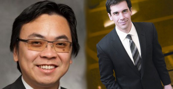 Two NYU professors, Joseph Chow and Constantine Kontokosta, won National Science Foundation Faculty Early Career Development Awards. The awards are prompted by their research in sustainable energy in urban transportation.
