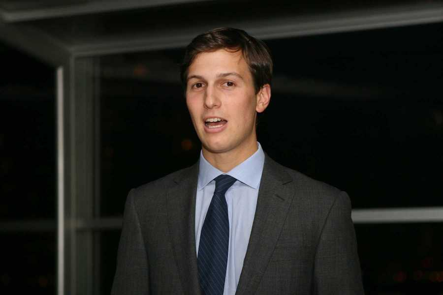 Jared Kushner, senior advisor to his father-in-law, President Trump, owns property at NYU, including the lounge in NYU Law and the Puck Building.