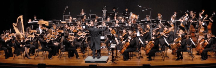 Last Monday on April 3, the NYU Symphony performed under conductor Adam Glasser.