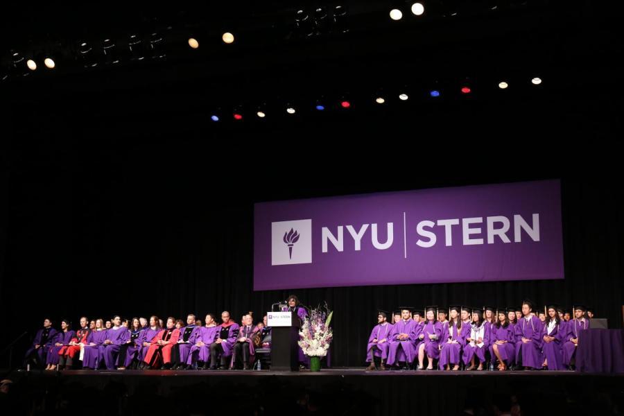 Leonard+N.+Stern+School+of+Business+Commencement+%E2%80%9817