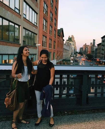 Welcome Week Stories: Friends From Around the World