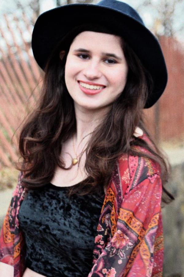 Sophomore Rebecca Karpen manages to get a spot on the Democratic County Committee Board