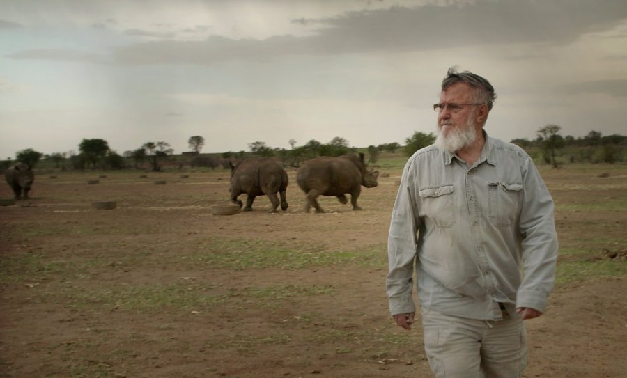 'Trophy' takes a look at the dangerous world of big game hunting, including the viral death of Cecil the lion.
