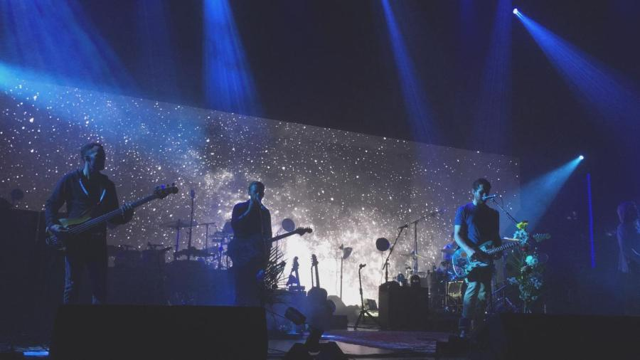 Brand New, an indie rock band from Long Island, performed at King's Theatre on Thursday. Despite their momentum over the summer, fans are disheartened over their looming 2018 break up.
