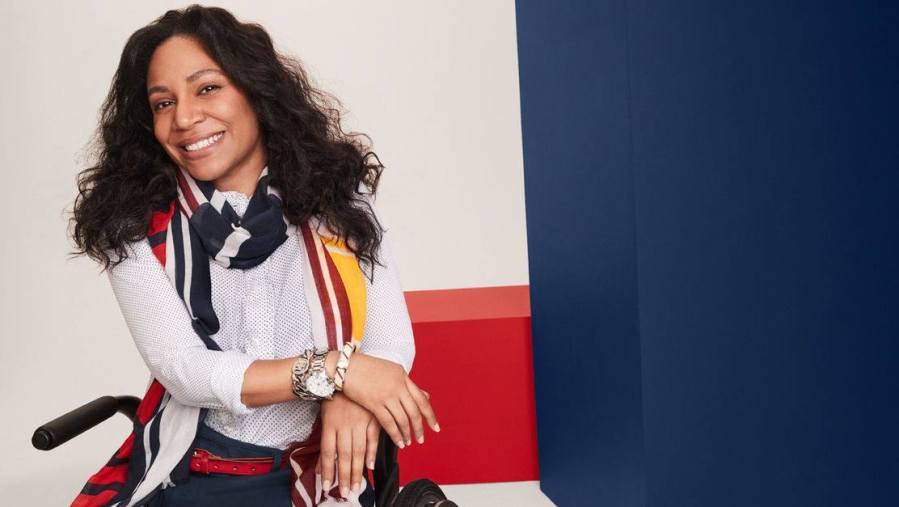 Tommy Hilfiger launched a disability-inclusive clothing line this month.