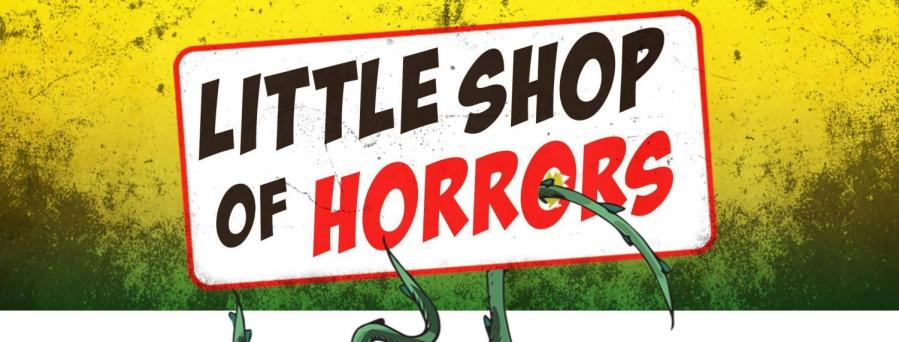 """""""Little Shop of Horrors"""" presented by Tisch New Theatre was playing from Oc.31 to Nov.5 at SoHo Playhouse."""