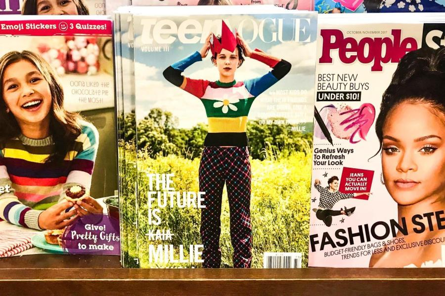 Moving to become more digital-oriented and modern, Condé Nast will end Teen Vogue's print run to reduce its print spending.
