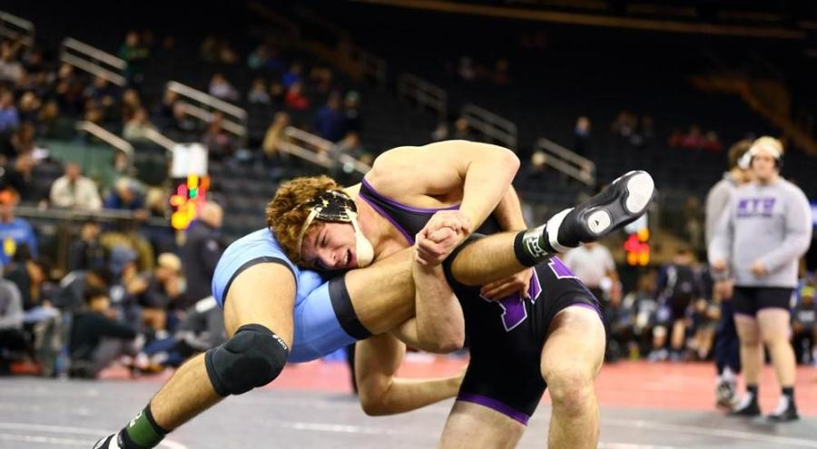 Two wrestlers qualified for Nationals.