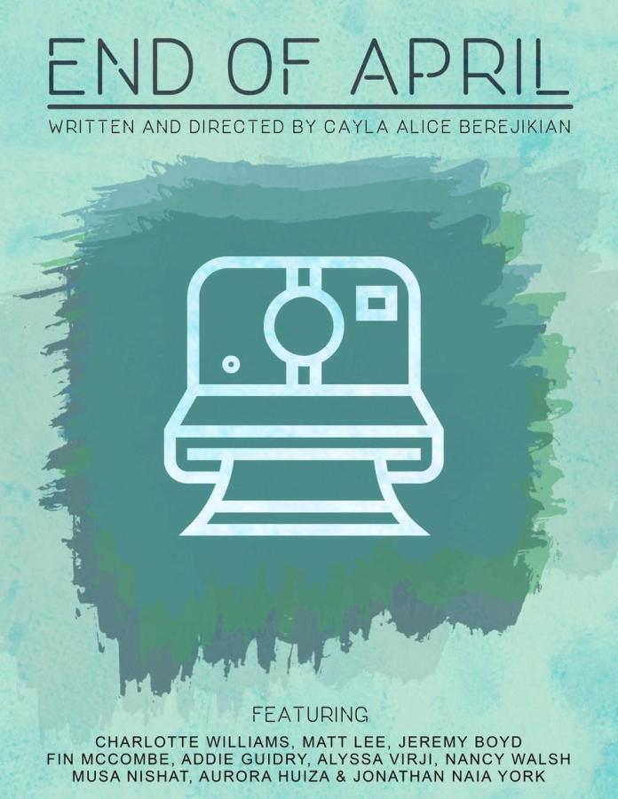 The New York Theater Festival will host their annual Winterfest Fest from Jan. 2 - Mar. 4. This year CAS sophomore, Cayla Berejikian, will have her original production for 'End of April' performed on Feb. 22, 23 and 25 at the Hudson Guild Theater.