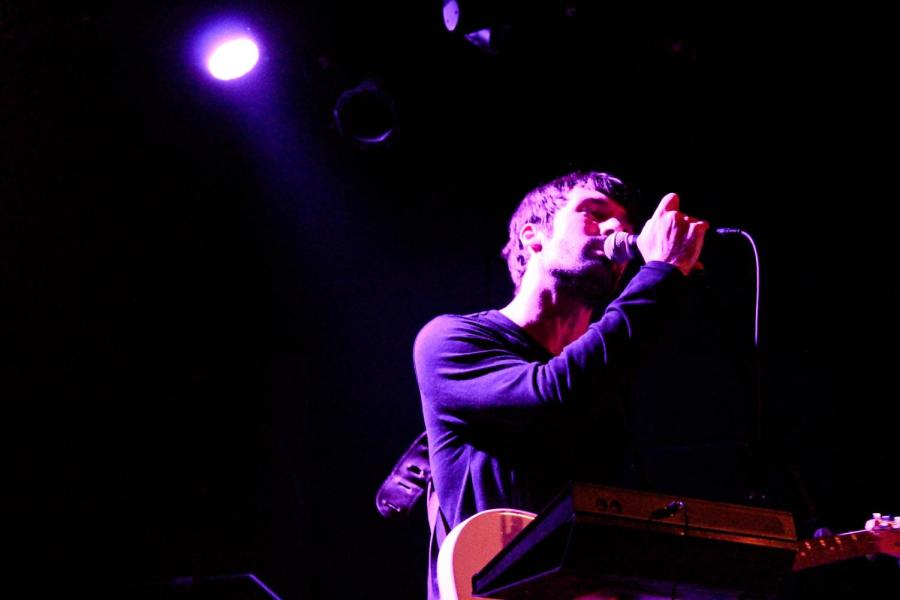 Absofacto performed at Brooklyn Music Hall on Friday, Feb. 16.