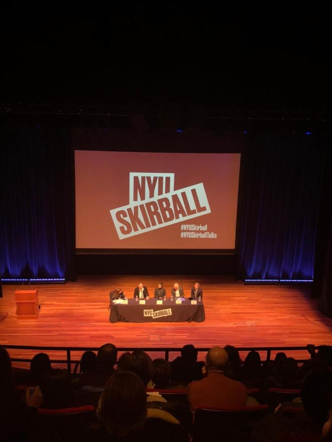 Eric Kandel, a Nobel laureate, spoke at NYU Skirball alongside other neuroscientists and artists about the intersection between art and science.