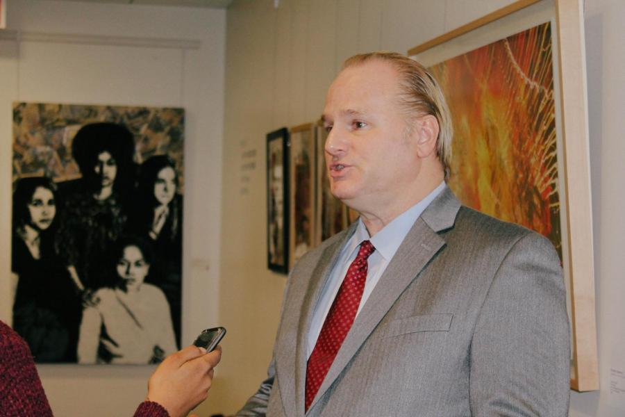 Michael Johns, Policy Analyst, Co-founder of the National Tea Party movement and speech writer to former U.S President George H.W. Bush