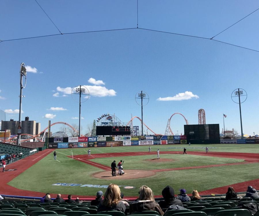 The+NYU+Baseball+game+on+Saturday%2C+Mar.+24.