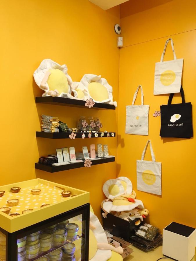 The Egg House provides an assortment of various egg-themed memorabilia