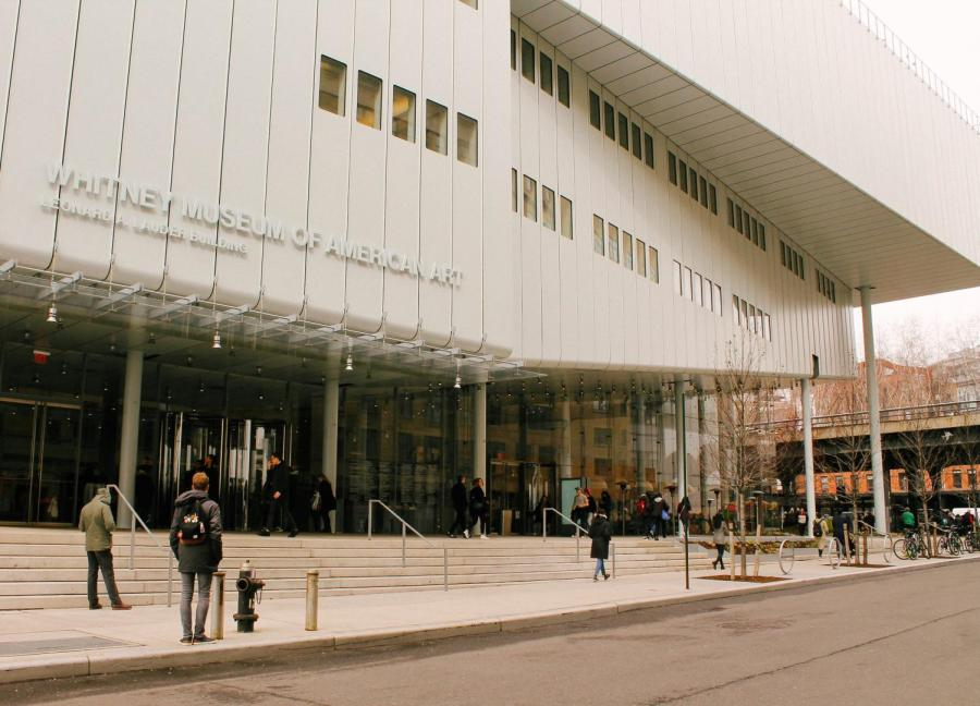 The IRHC's Annual Moonlight Ball will be taking place at the Whitney Museum of American Art this year.