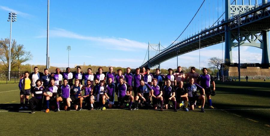 NYU+Stern%E2%80%99s+Spring+2018+Rugby+team.