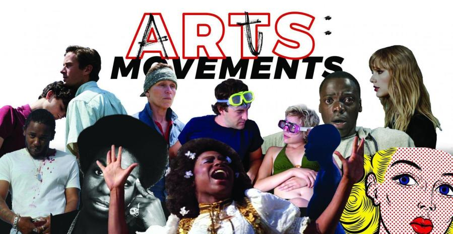 The Arts Issue 2018: Movements