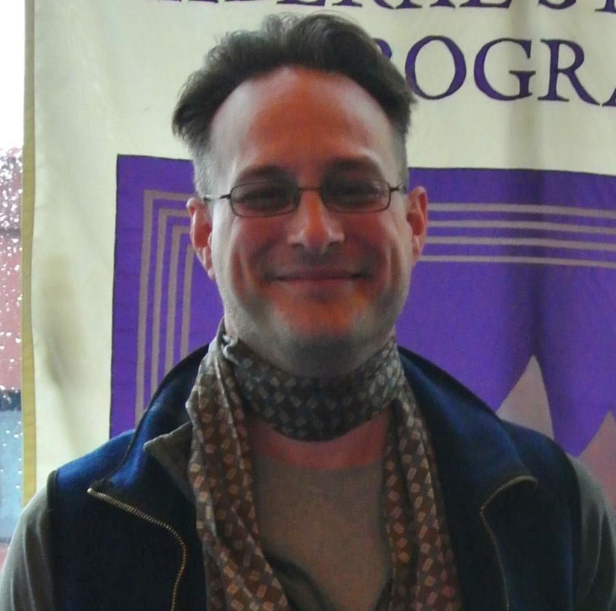 Liberal Studies Professor John Ward Regan