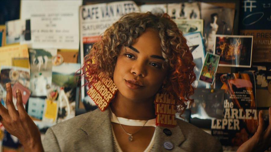 Tessa Thompson as Detroit in