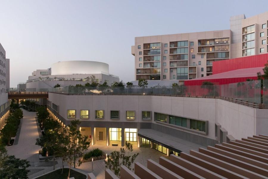 The+NYU+Abu+Dhabi+campus.+Courtesy+NYUAD.+