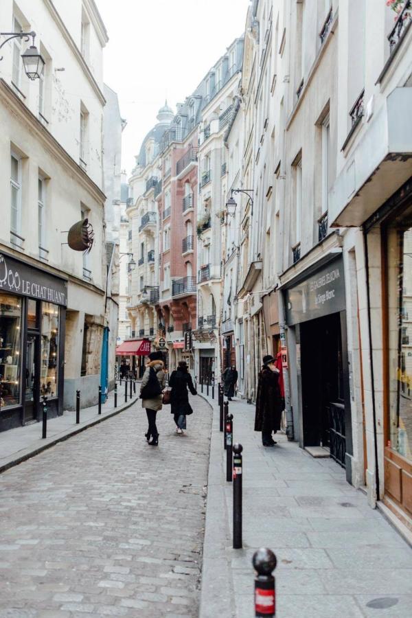 A side street in Paris