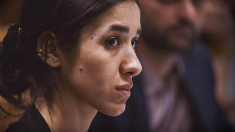 Nadia Murad, Yazidi refugee and activist, subject of documentary