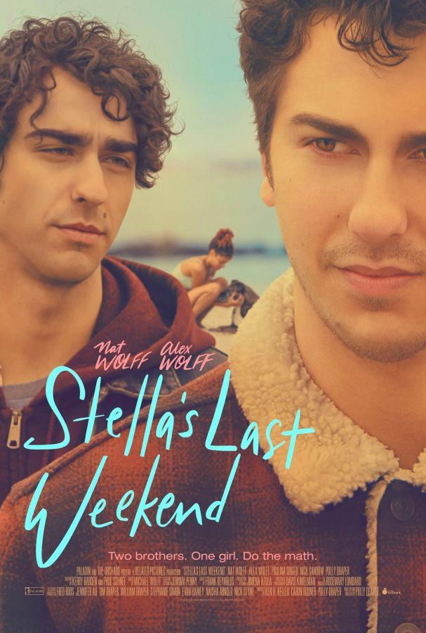 The poster for Stellas Last Weekend. (via facebook.com)