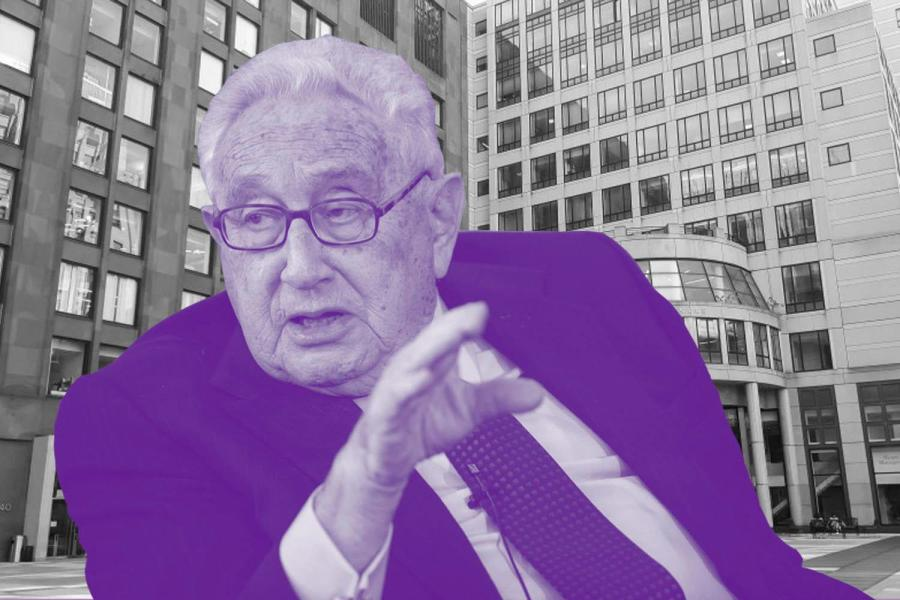 Former Secretary of State Henry Kissinger will be speaking at the Stern School of Business on Oct. 16 at 5 p.m. (Collage by Katie Peurrung; photos via flickr.com and Jake Quan)