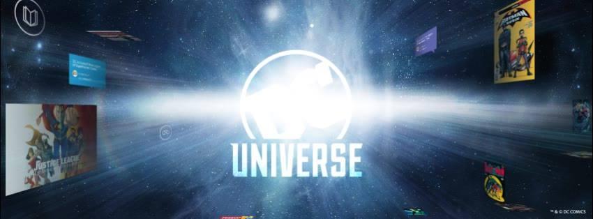 The logo for DC Universe: DC Entertainment's new streaming service. (via facebook.com)