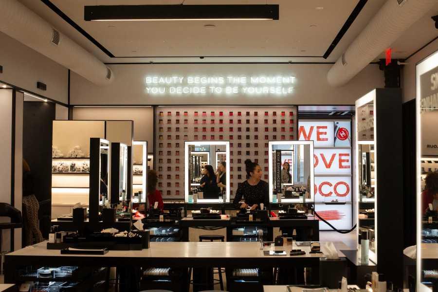 Chanel Atelier, a new beauty store in Soho, Jan. 25, New York City (Staff Photo by Alina Patrick).