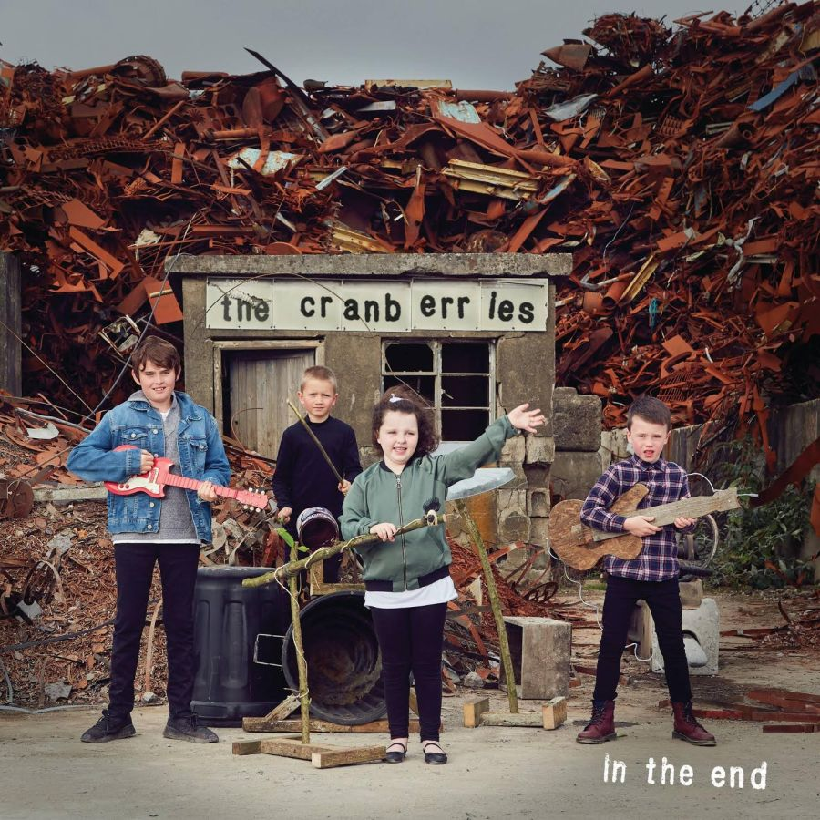 The Cranberries's final album, In The End, is set to be released in April. (via facebook.com)