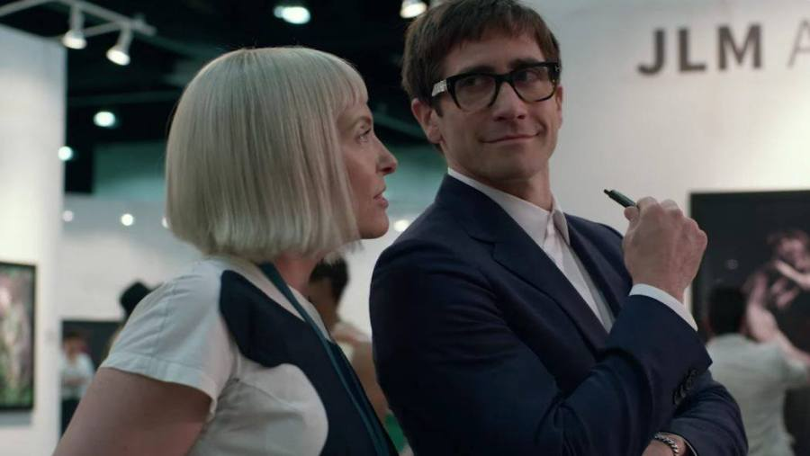 Jake Gyllenhaal and Toni Collete in